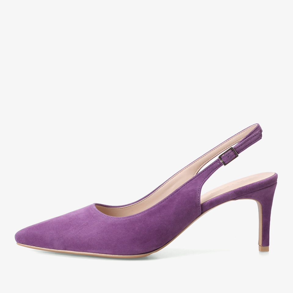 Lir 302 (Mid Purple Suede)