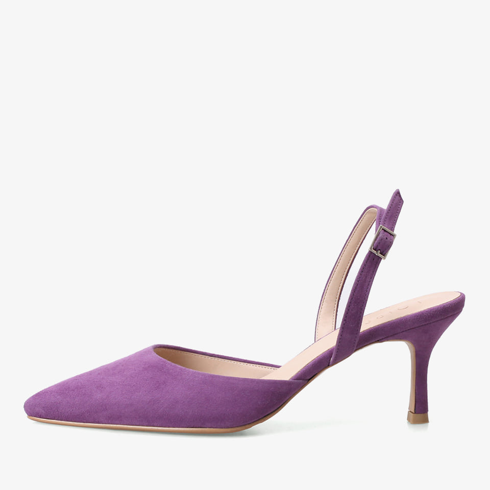 Lir 303 (Mid Purple Suede)