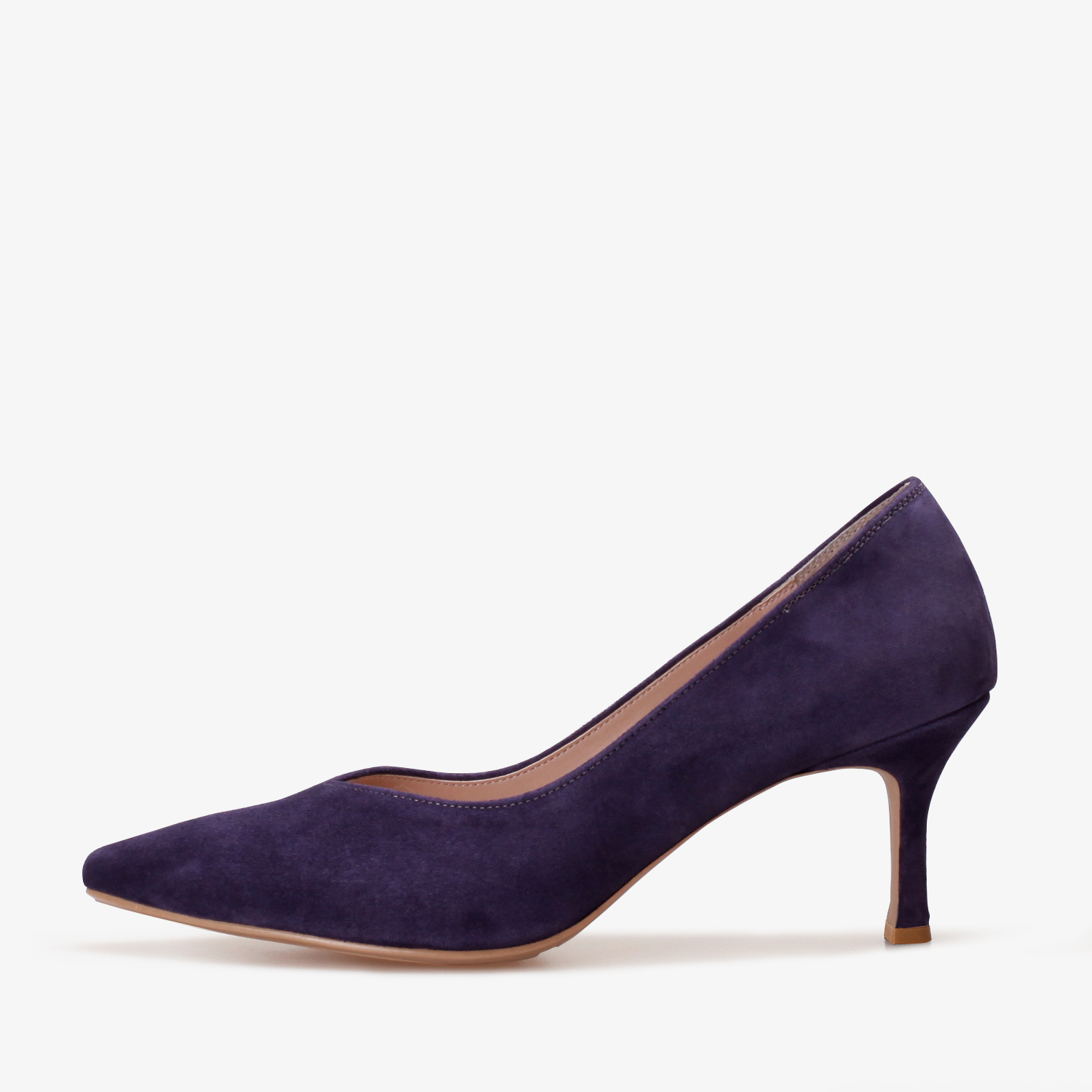 Lir 102-1 (Dark Purple Suede)